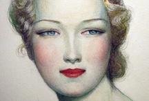 Isn't She Lovely -Women in Art / by Pamela Targan