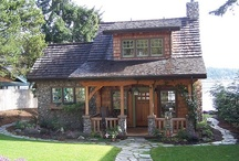 Cabins and Cottages / by Holly At Home