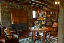 Stickley, Roycrofters, Greene & Greene / by Holly At Home