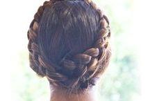 hair& makeup / by Haley Harriman