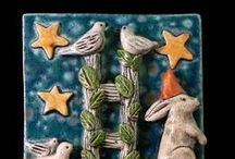 Ceramics - Relief / by Mary Batson