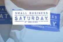 Small Business Saturday / Small Business Saturday - getting the UK to support small businesses on December 6th, and beyond.