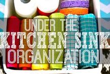 Clean and Organize / Home organization and cleaning tips, tricks, tools, and inspiration for your home and life.