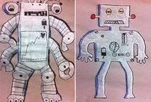 Robots - ArtEd.