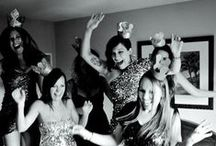 Bachelorette Party Inspiration / Throwing the perfect bachelorette party for your bestie. / by Kristen McGillivray