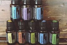 Essential oils / by Kris Collingwood Bottles