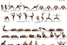 Yoga - Postures & Sequences / by Lori McCormick
