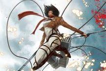 Attack on Titan/Shingeki no Kyojin
