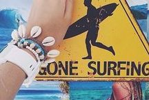 ~The Surfboards~