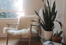 small space - big love / trying to decide what my little studio apartment needs in order to make it a home.  / by Angel Phillips
