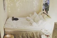 Bedroom / by Sydney White