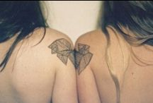 tattoos  / by Angel Phillips