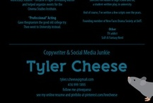 Reference / by TCheese Copywriter