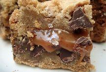 Bakery Treats / Baking with chocolate.