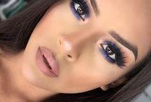 Tutoriais de maquiagem / Tutoriais passo-a-passo de maquiagem e dicas de beleza. Imagens para inspirar. Novidades e muitas coisas lindas!