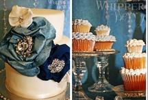 wedding: cake, cupcakes & dessert