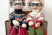 Knitting / by Peggy Baxter