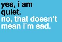 Made me...