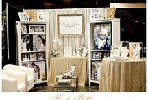 bridal show booths / by Anna Kerns Photography