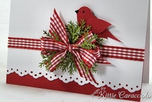 Cards - Christmas / by Kathy Weber
