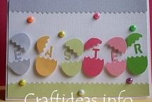 Cards - Easter / by Kathy Weber
