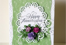 Cards - Anniversary / by Kathy Weber