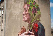 Grafite e street art
