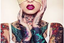 Ink of beauty
