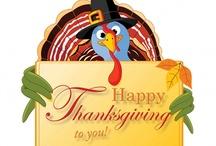 Holiday Cheer ♥ Thanksgiving