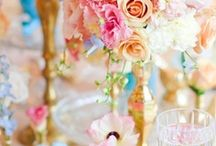 Parties / Decorations, Table settings, Cakes, and entertaining ideas. :)