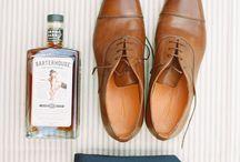 groom + groomsmen style