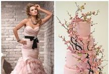 Cake and dress combi