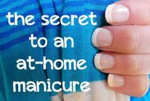 Nails / Manicure ideas for moms and teens.
