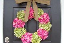 Wreaths / Door Decor