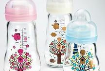 MAM Feel Good Glassbottle / Our brand new MAM Feel Good Glass Bottle is made of temperature-resistant, high quality glass for convenient, every day use.