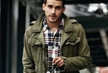Mens style / by Mercedes Bunton