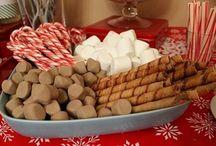 Christmas Gatherings / Fancy Feasts