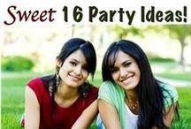 Birthday Ideas - Teens / Teen birthday party ideas!
