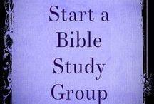 Bible Study Groups & Tips