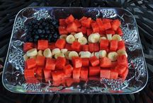 Strawberries and Blueberries / Eat some everyday!