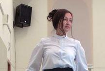 ModaRNV Шелковые блузки 2016 Blouse Silk / Blouse silk. Fashion style. Блузка Шелк Кружево 2016