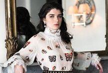Moda RNV Blouse Silk Lace Chanel 2016