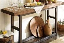 Reclaimed Wood / Furniture