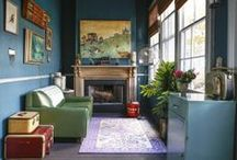 Dwelling / Dreaming about a house. General interior inspiration.