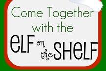 Elf on shelf ideas / by Jen Cliff