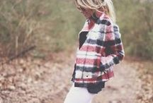 Fall and Winter Fashion / Fashion suitable for fall and winter weather / by Bethany S.