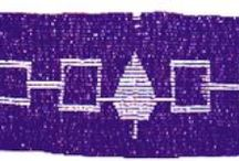 Wampum / Wampum is a contraction of the Algonquian word 'wampumpeage' (phonetically pronounced 'wom pom pe ak') or white shell beads. Iroquois history states that Hayehwatha introduced the wampum. The wampum was sacred and used as an invitation and/or treaty, recording significant events. - See more at http://hayehwatha.com/blog/history-of-hayehwatha/the-story-of-wampum