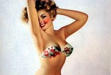 Pinup Art / by Bethany S.