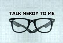 I'm A Closet Nerd  / I am a nerd and i am proud / by Heather Hunter