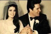 Vintage wedding / famous weddings, vintage and retro wedding dresses inspiration